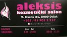 Kozmetički salon Aleksis
