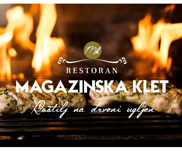 Restoran Magazinska Klet