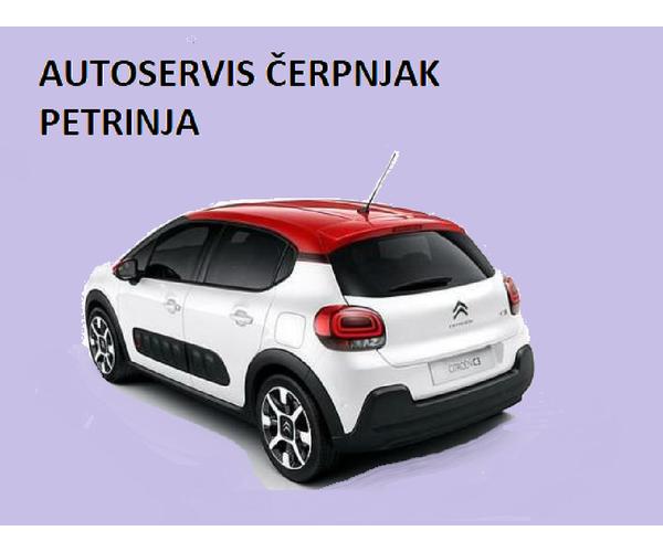 AUTOSERVIS ČERPNJAK