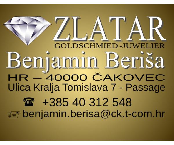 Zlatar Benjamin