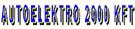 Autoelektro 2000 Autóvillamossági Szolgáltató és Kereskedelmi Kft.