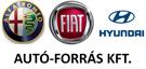 Alfa Romeo, Fiat, Hyundai autószalon és szerviz