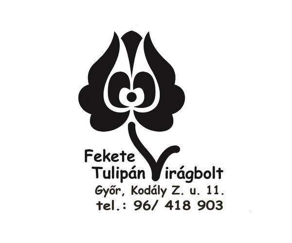 Fekete Tulipán Virágbolt