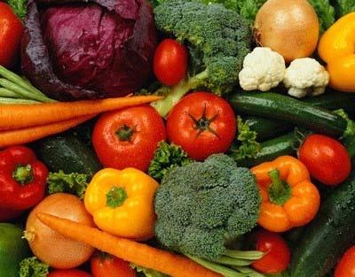 Zöldség-gyümölcs Vegyes élelmiszer