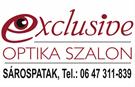 Exclusive Optika Szalon