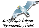 Sirály Papír-Írószer-Nyomtatvány Üzlet