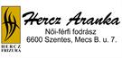 Hercz Frizura