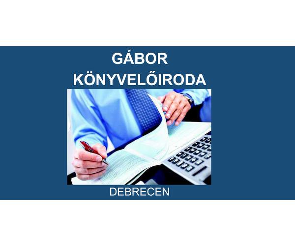 Gábor Könyvelőiroda Debrecen