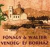 Fónagy & Walter Vendég- és Borház