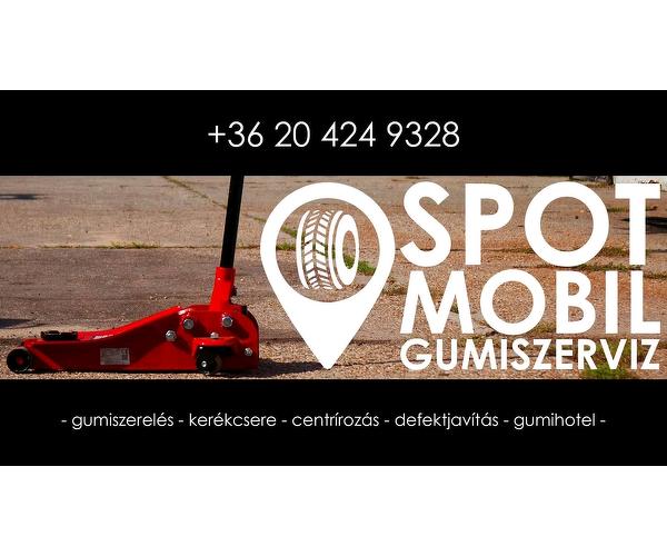 SPOT Mobil Gumiszerviz