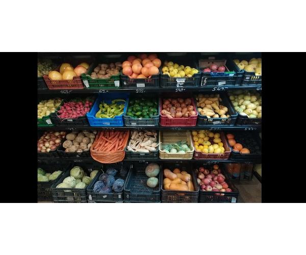 Zöldség-gyümölcs vegyeskereskedés