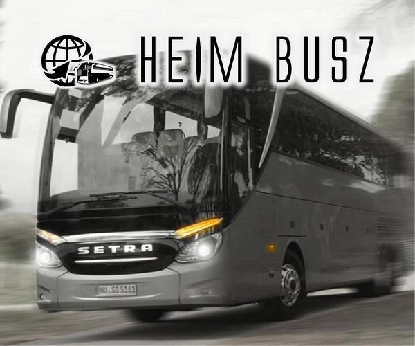 Heim Busz - személyszállítás