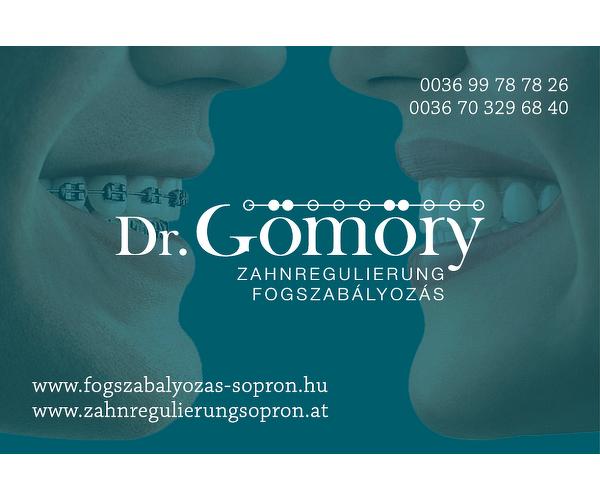 dr. Gömöry Csilla fogszabályozás