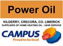 Power Oil Crecora, Co. Limerick