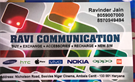 RAVI COMMUNICATION