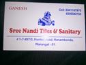 SREE NANDI TILES and SANITARY