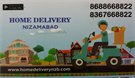 HOME DELIVERY NIZAMABAD