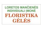 Floristika-gėlės