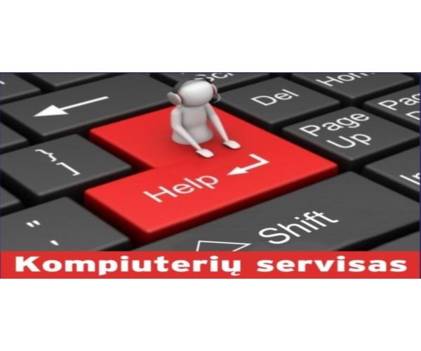Kompiuterių servisas