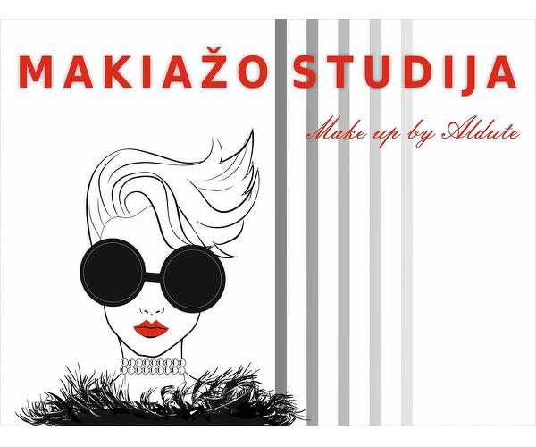 Makiažo studija Make up by Aldute