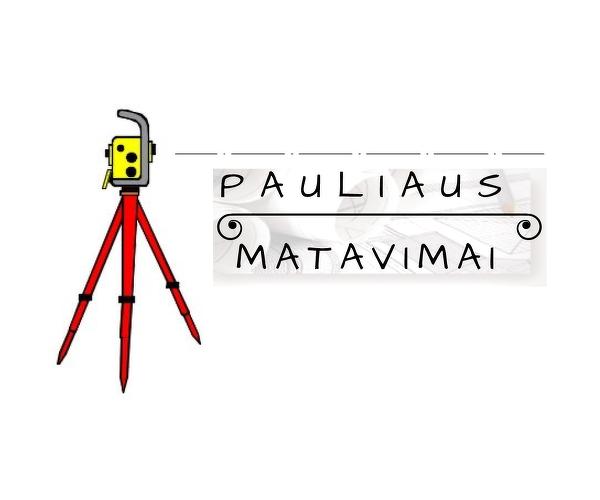 Pauliaus geodeziniai matavimai
