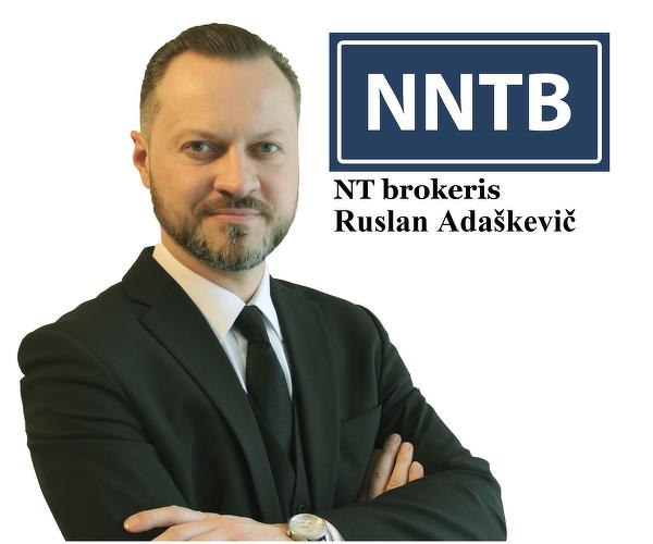 NT brokeris Ruslan Adaškevič