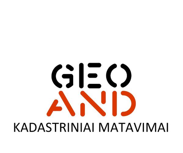GeoAND Kadastriniai matavimai