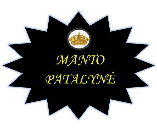 MANTO PATALYNĖ