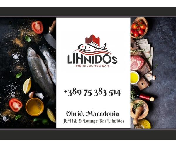 LIHNIDOS fish&lounge bar