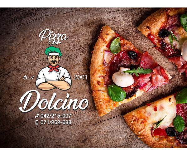 Pizza Dolcino