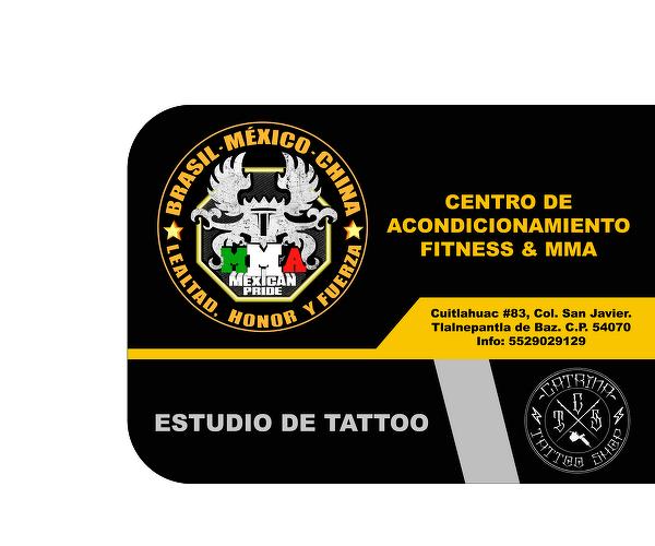 Gym Mexican Pride