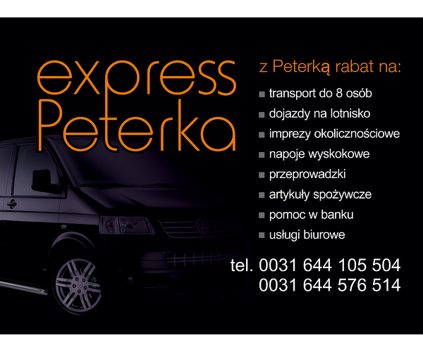 Peterka Express