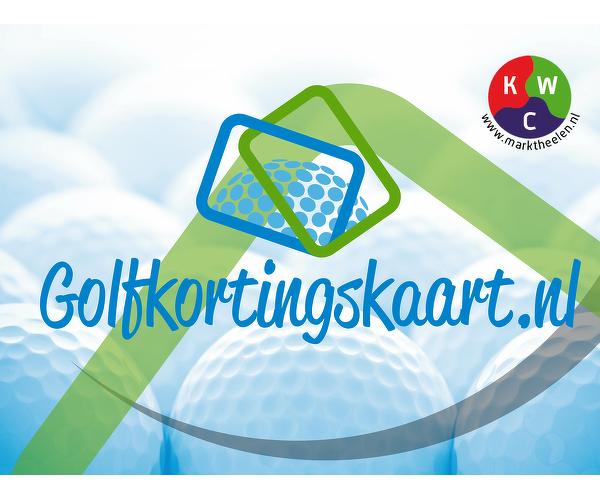 Golfkortingskaart