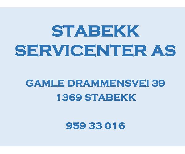 STABEKK SERVICENTER AS