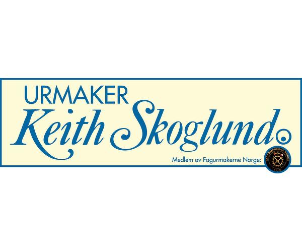 Urmaker Keith Skoglund