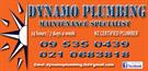 Dynamo plumbing ltd