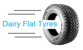 Dairy Flat Tyres