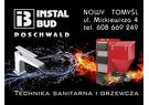 INSTAL-BUD SP.J DF POSCHWALD - sklep instalacji  instalacyjno -sanitarnej
