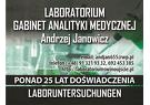 Gabinet Analityki Medycznej