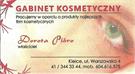 GABINET KOSMETYCZNY Dorota Pióro