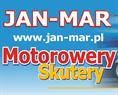 JAN-MAR motocykle,, części, akcesoria