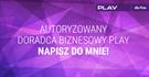 Doradca Biznesowy Play Michał Potera