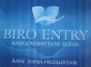 Biro entry