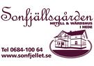 Sonfjällgårdens Hotell & Wärdshus