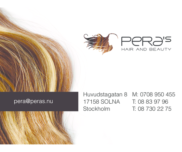 Pera´s Hair and Beauty