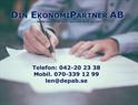 Din Ekonomipartner i Helsingborg AB