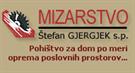 MIZARSTVO - Štefan Gjergjek s.p.