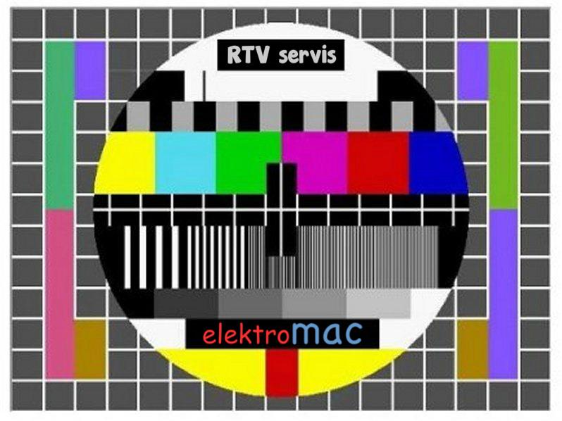 Elektro MAC - servis RTV aparatov