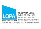 TRGOVINA LOPA – Husqvarna, Gardena, Stihl, Honda