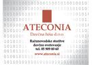 ATECONIA D.O.O., RAČUNOVODSKE STORITVE IN DAVČNO SVETOVANJE